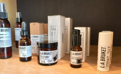 George Lifestyle, apothecary, soap, fragrance, eye balm, la brute, oil, lip balm