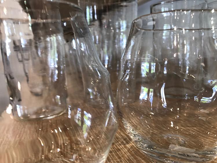 George Lifestyle glassware